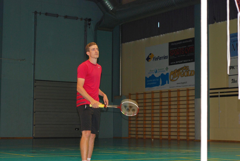 Bästa herrsingel spelaren i badminton