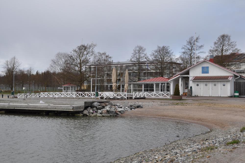 Gästhamnen är öppen igen. Foto: Carina Holm